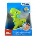 Zionący Smok do kąpieli ze światłem Tomy