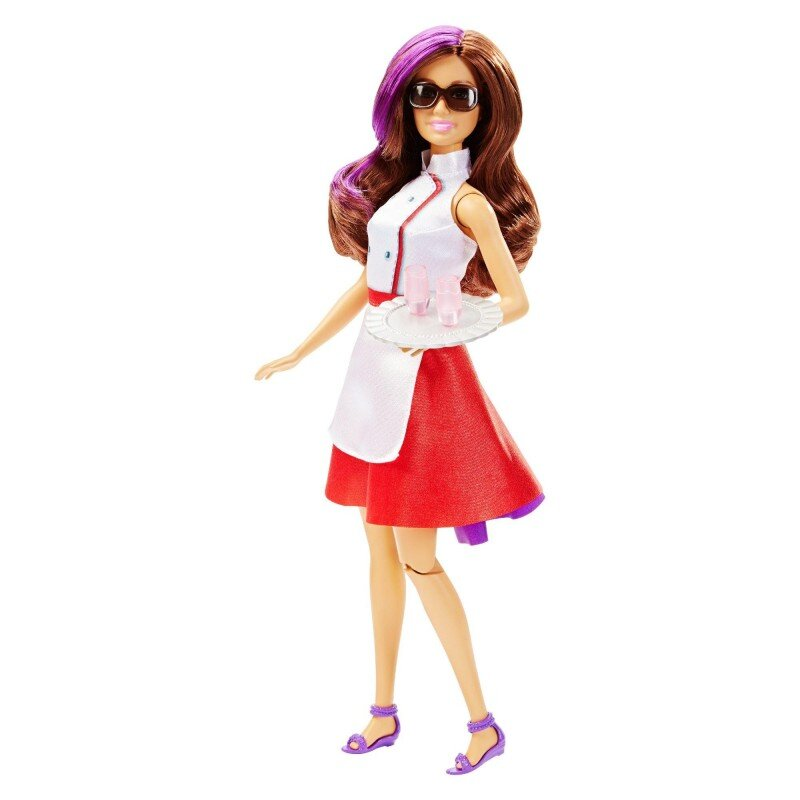 Lalka Barbie Mattel SPY SQUAD Tajna Agentka Teresa