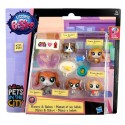 Rodzina Piesków Littlest Pet Shop Hasbro