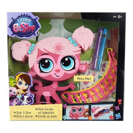 Littlest Pet Shop Małpka Do Stylizacji Hasbro