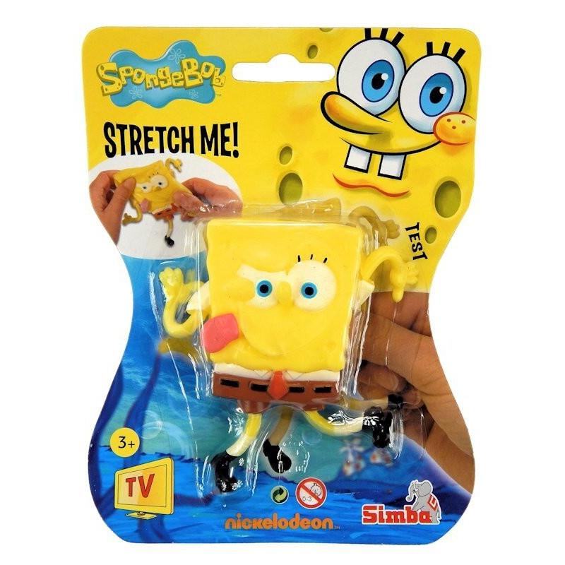SpongeBob Rozciągająca Się Figurka Simba Reklama TV