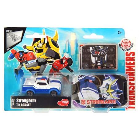 Resorak Strongarm Transformers Robots in Disguise DICKIE