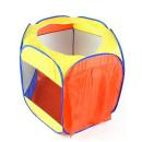 Samorozkładający Namiot - Suchy Basen + 50 Kulek