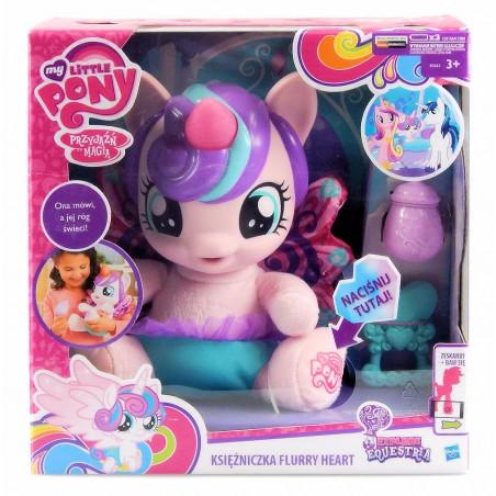 My Little Pony Księżniczka Flurry Heart Mówi Po Polsku Hasbro