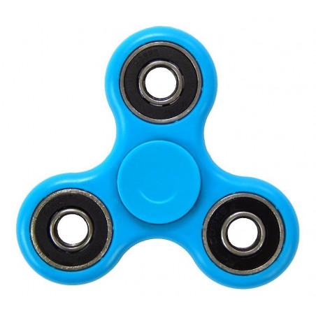 Hand Fidget Spinner 4 łożyska Blue