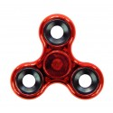Hand Fidget Spinner Metal Red