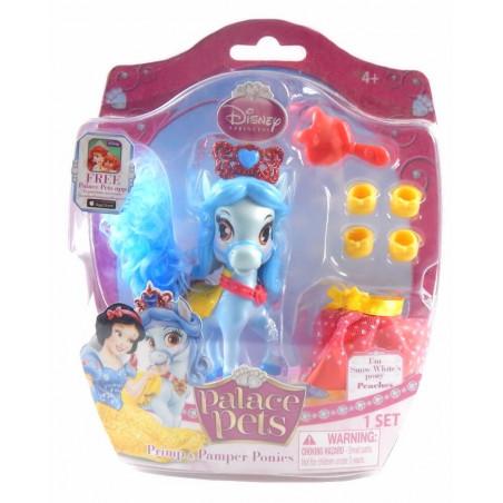 Cobi Palace Pets Kucyk Peaches Disney Princess + Akcesoria