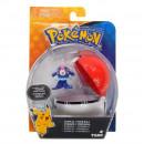 Figurka Pokemon Popplio i Poket Ball TOMY