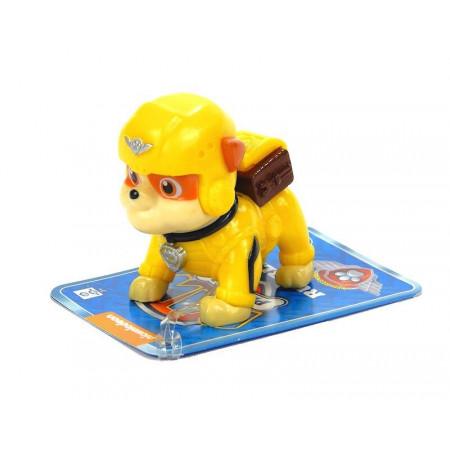 Figurka Psi Patrol Rubble w kasku Spin Master
