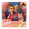 Śliczna Laleczka Piosenkarka I Love Minnie Disney