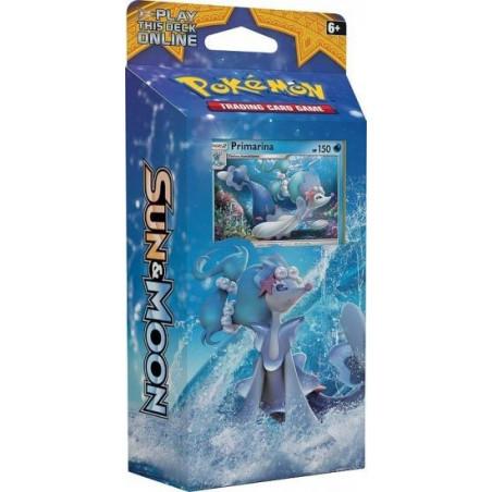 Pokemon Sun & Moon BRIGHT TIDE Theme Deck