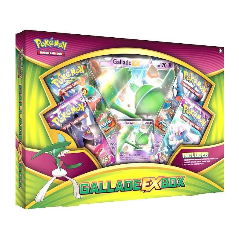 Pokemon Gallade-EX Box