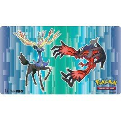 Pokemon Play Mata XY Xerneas i Yweltal