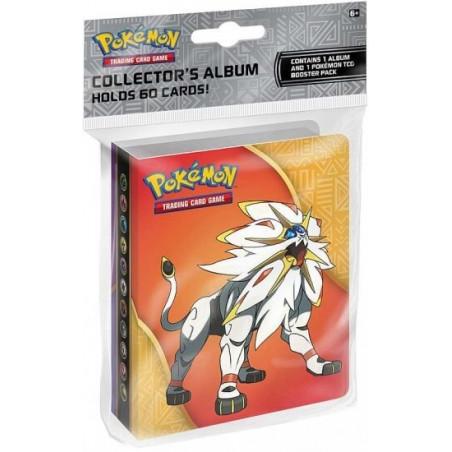 Mini Album z Boosterem Pokemon Sun & Moon