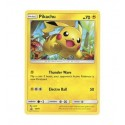 Pokemon Shining Legends Pin Collection Box PIKACHU