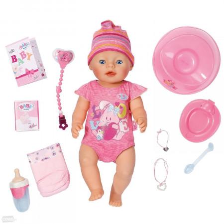 Lalka Interaktywna Baby Born Dziewczynka Zapf Creation