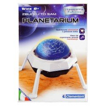 Planetarium Clementoni zbuduj konstelację Nieba