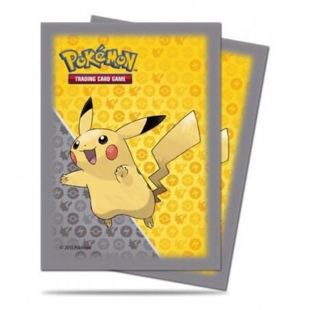 Pokemon: Koszulki na karty Ultra PRO Pikachu 65 szt.
