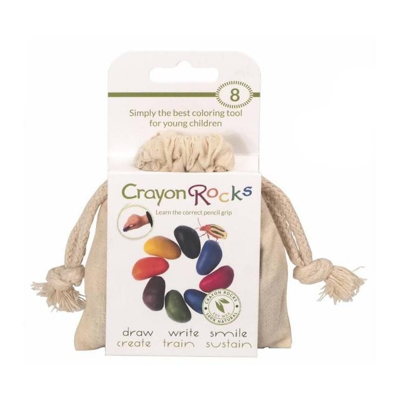 Kredki Kamyki Crayon Rocks 8 kolorów