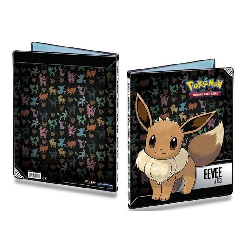 Album na karty Pokemon Portfolio 4PKT - EEVEE