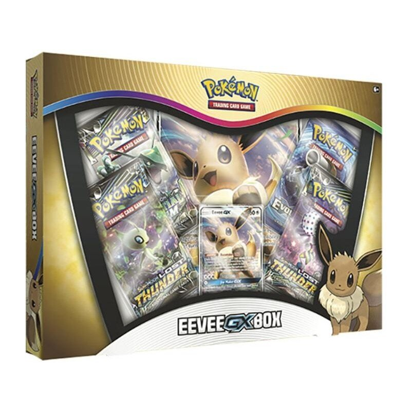 Pokemon Eevee-GX Box