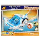 Klocki Cobi Pingwiny Z Madagaskaru Samolot Odrzutowiec