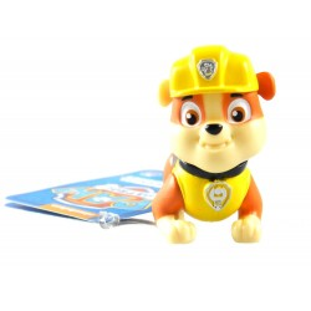 Figurka Psi Patrol Budowniczy Rubble Spin Master