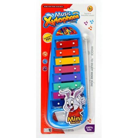 Kolorowe Cymbałki Dla Dzieci 28,5 cm