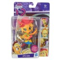 Mini laleczka MLP Equestria Girls Applejack