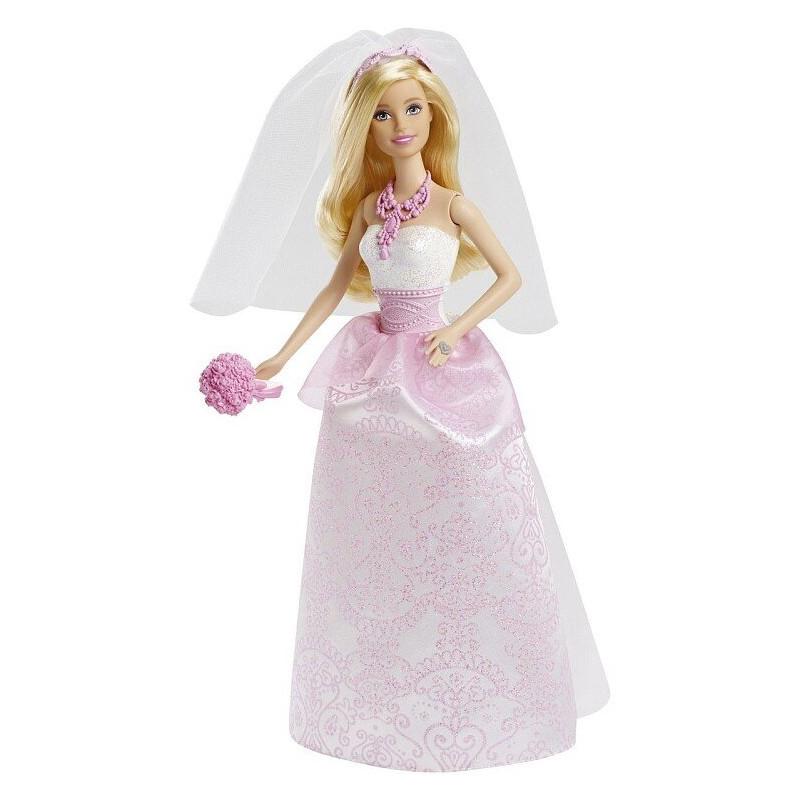 Lalka Barbie Mattel Panna Młoda 30 cm