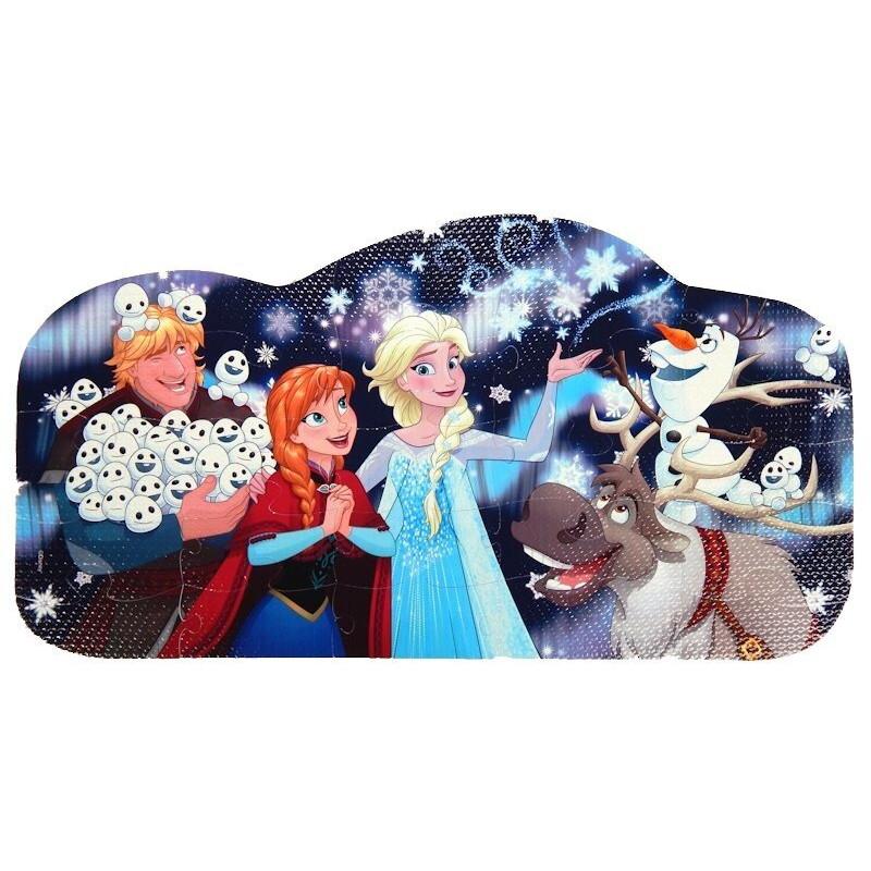 Puzzle piankowe Disney Frozen Kraina Lodu 25 el