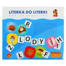 Gra edukacyjna LITERKA DO LITERKI Alexander