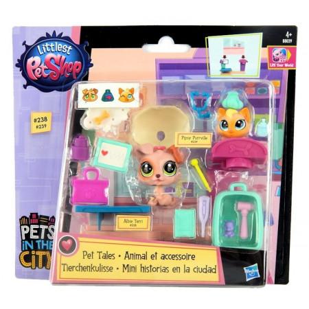 Littlest Pet Shop Szpital Zwierzakowe Historie Hasbro