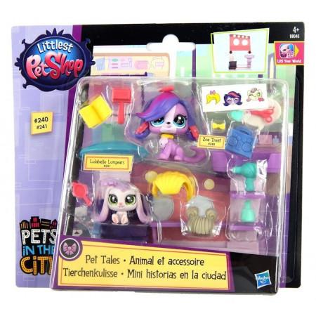 Littlest Pet Shop Fryzjer Zwierzakowe Historie