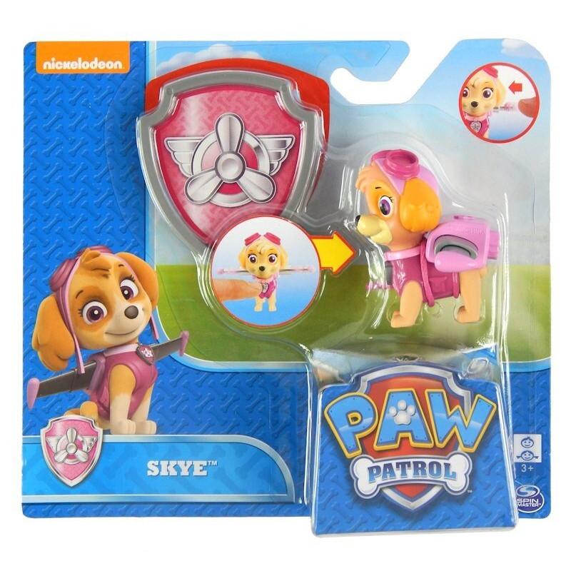 Psi Patrol Figurka z Odznaką Skye Spin Master