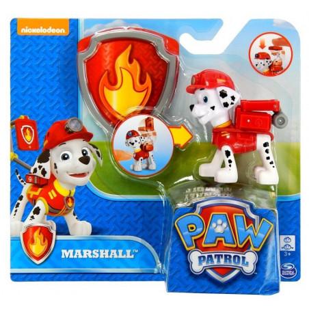 Psi Patrol Figurka z Odznaką MARSHALL Spin Master