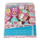 LALALOOPSY Girls Ciasteczkowa Dekoratorka Cake Fashion
