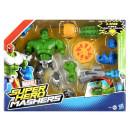 Super Hero MASHERS - HULK z akcesoriami HASBRO