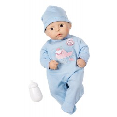 Lalka My First Baby Annabell chłopiec braciszek