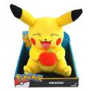 Maskotka Pikachu z jabłkiem Pokemon 21cm Tomy