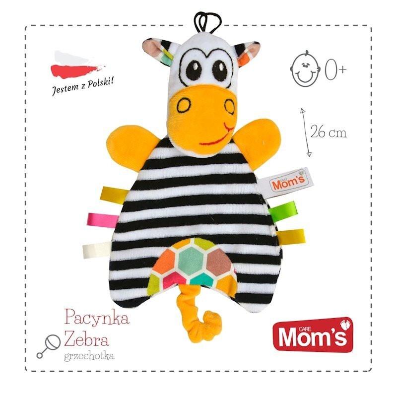 Mom's Care Pacynka Zebra Metkowiec
