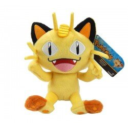 Pokemon Meowth Maskotka Tomy