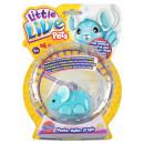 Myszka Gadułka Little Live Pets niebieska COBI