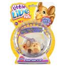 Myszka Okruszek Little Live Pets brązowa COBI