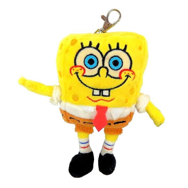 SpongeBob Kanciastoporty Pluszowa Figurka Zawieszka Simba