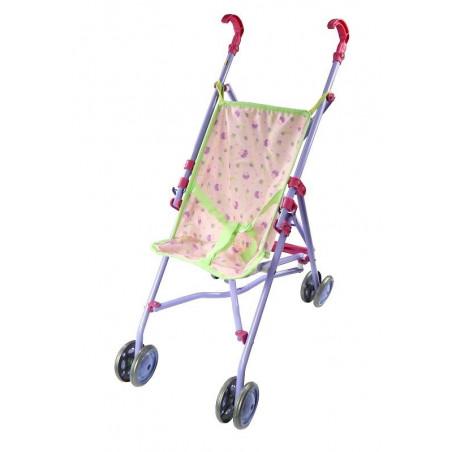 Wózek dla lalki NEW BORN BABY spacerówka SIMBA