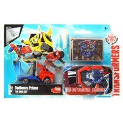 Resorak Optimus Prime Transformers Robots in Disguise DICKIE