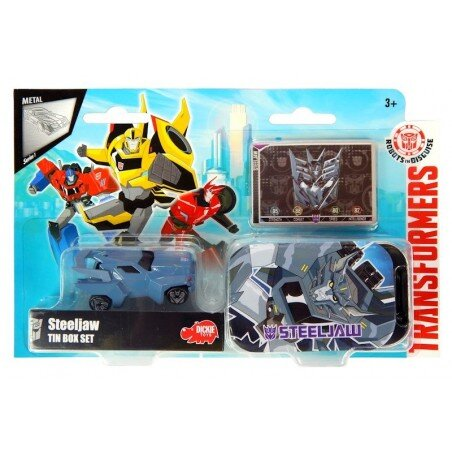 Resorak Steeljaw Transformers Robots in Disguise DICKIE