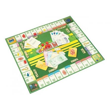 Ekonomiczna gra rodzinna WIELKI BIZNES Dromader