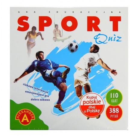 Quiz Sport Big 388 pytań Alexander